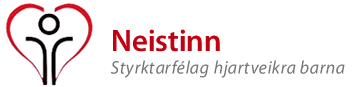Neistinn.is | Styrktarfélag hjartveikra barna